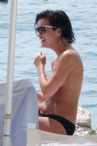 lily allen topless