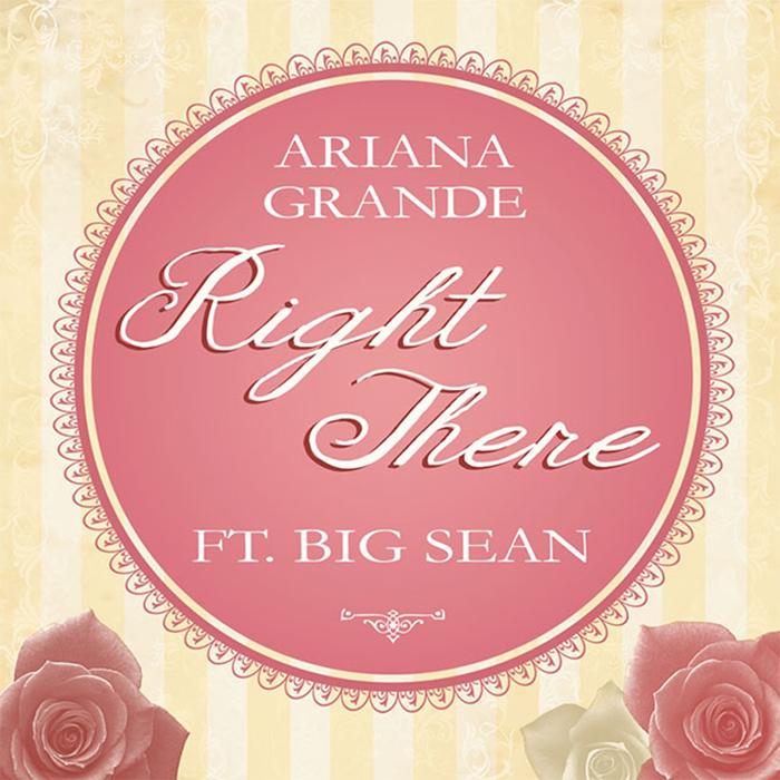 Right there ariana grande