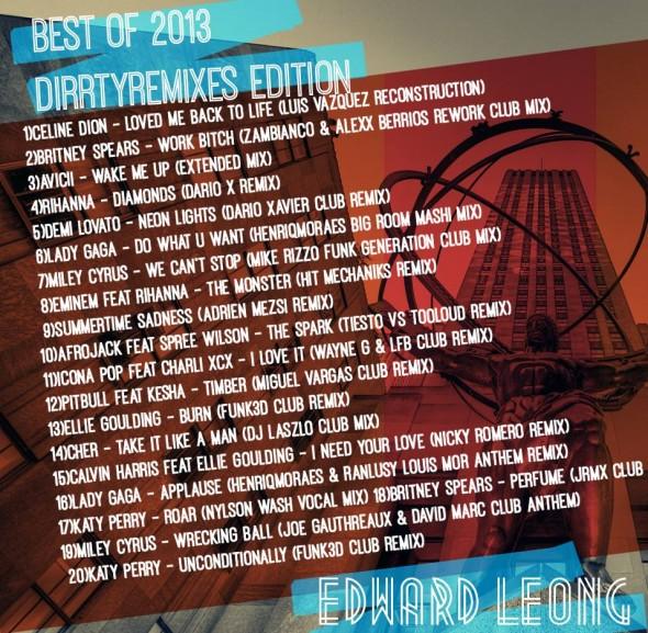 playlist 2013