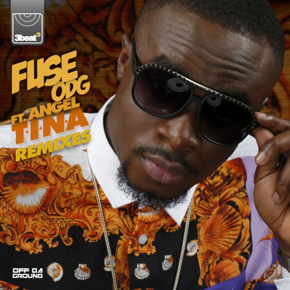 Fuse ODG ft. Angel - T.I.N.A (Remixes) [3Beat]