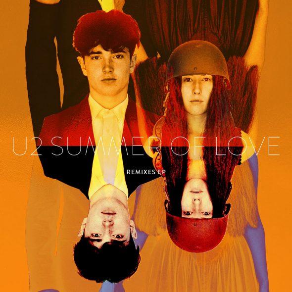 """Resultado de imagem para U2 lança pacote de remixes para """"Summer of Love"""""""