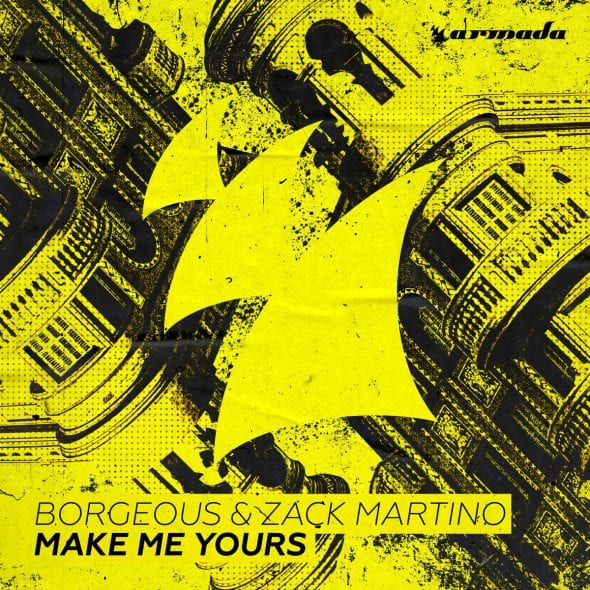 remixes: Borgeous – Make Me Yours (and Zack Martino)