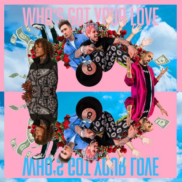 remixes: Cheat Codes – Whos Got Your Love (feat Daniel Blume